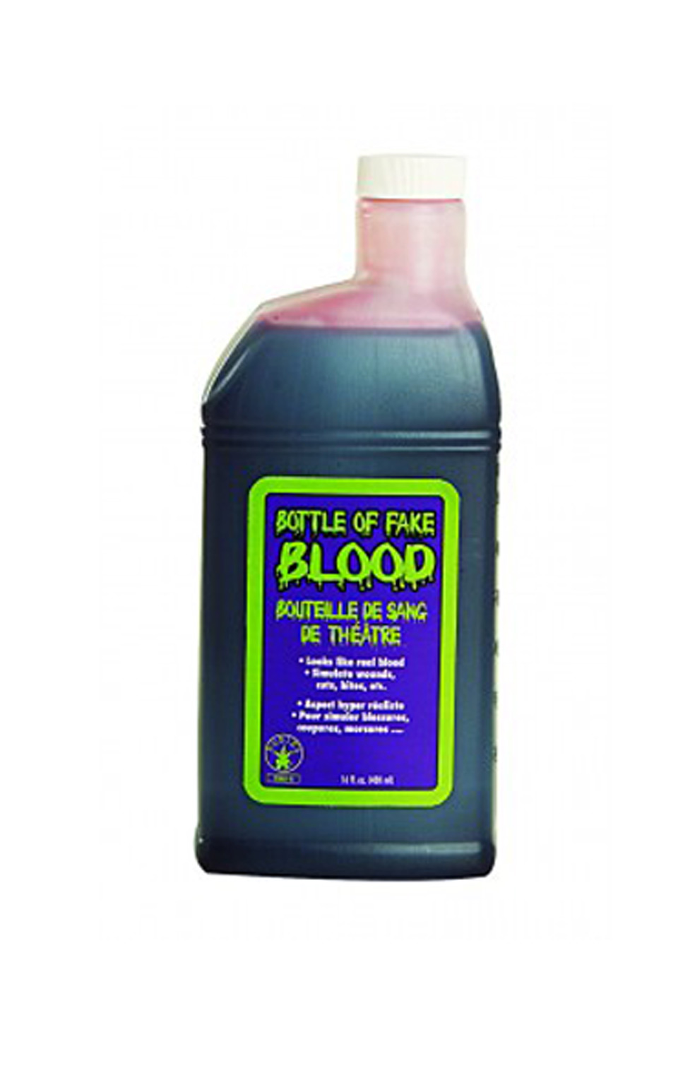 Bottle of Blood 16 fl.oz.[470ml]