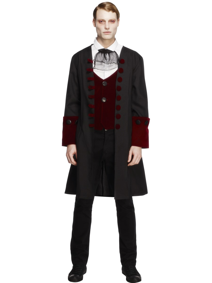 Male Fever Gothic Vamp Costume L 21323l 3599 Sparx For Fancy