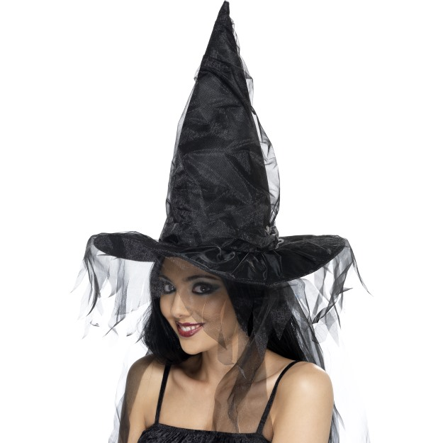 Witches Hat, Black