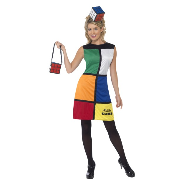 Rubik's Cube Dress