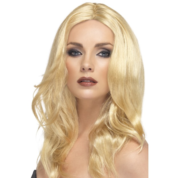 Blonde Superstar Wig