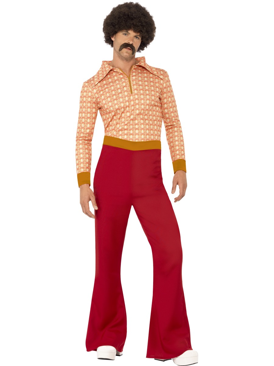 Authentic 70's Guy Costume,