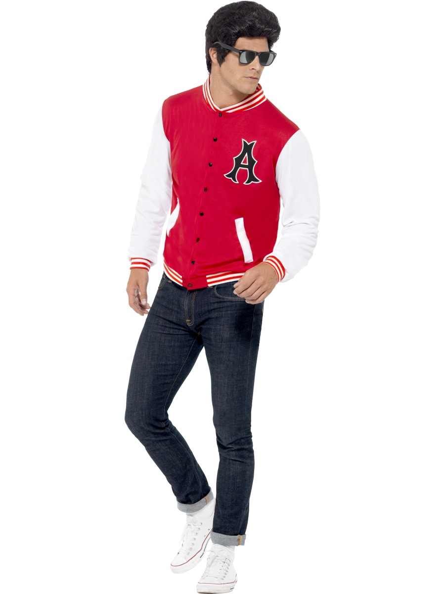 50's College Jock Letterman