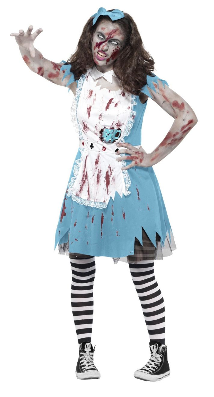 Zombie Tea Party Costume
