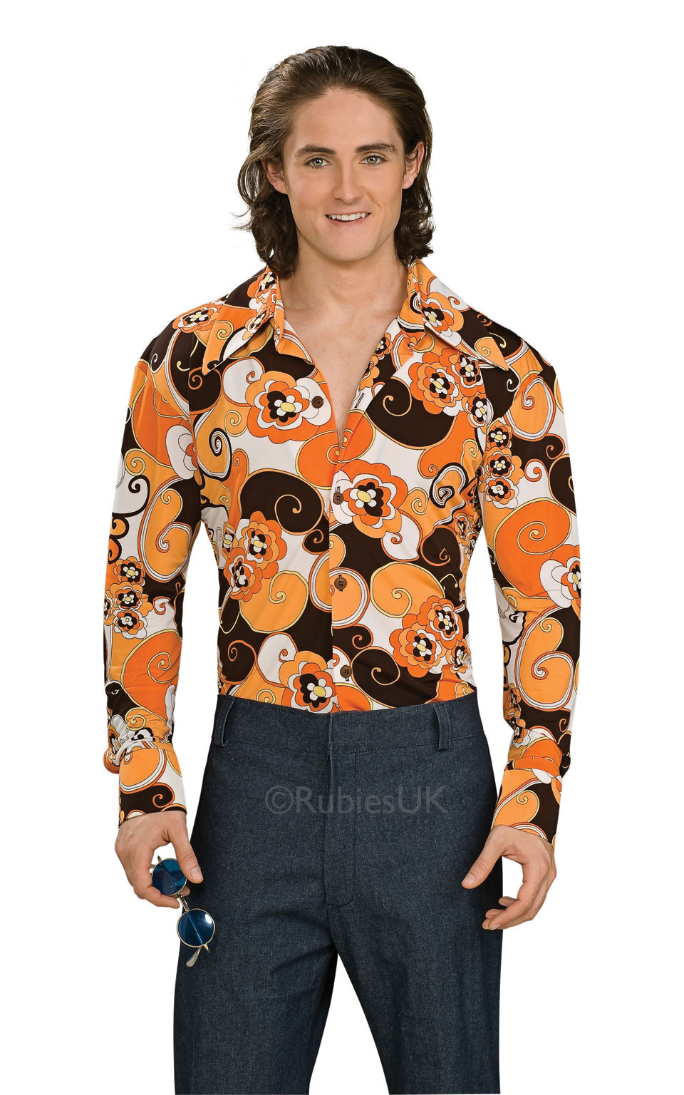 Groovy Shirt - Orange