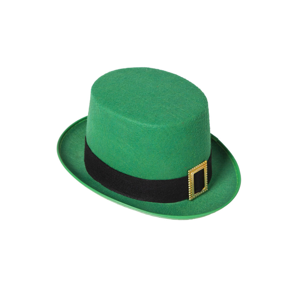 St Patrick's Day Green Top Hat