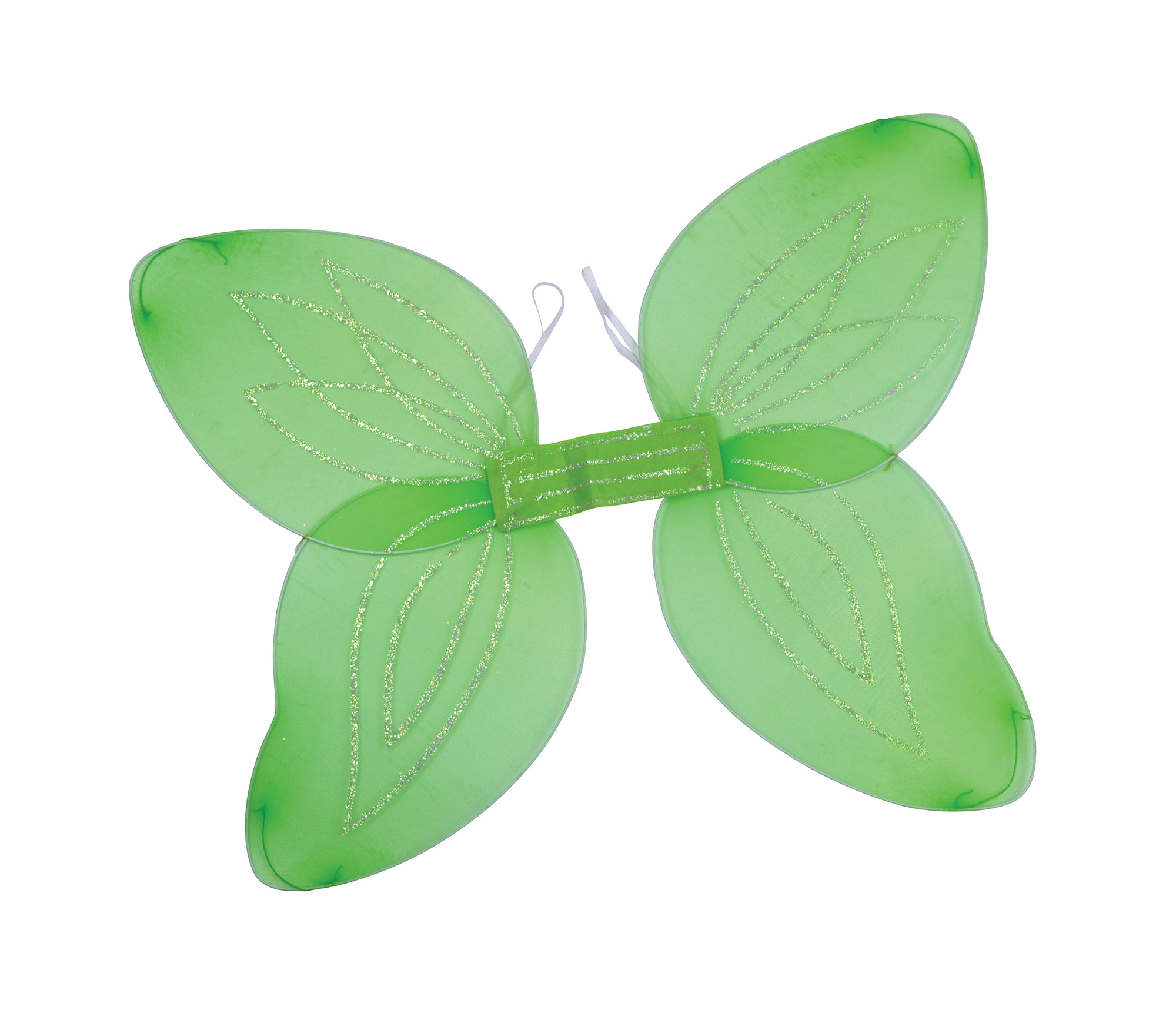 Green Pixie Wings