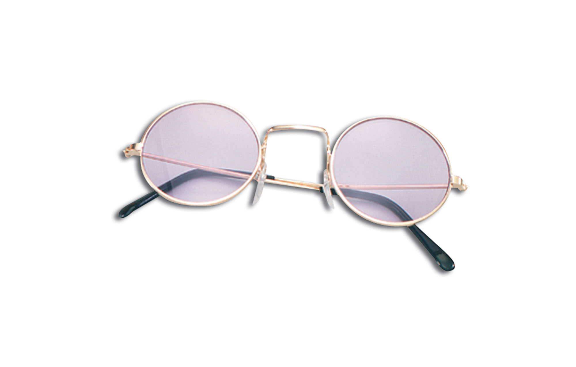 purple lennon/hippy glasses