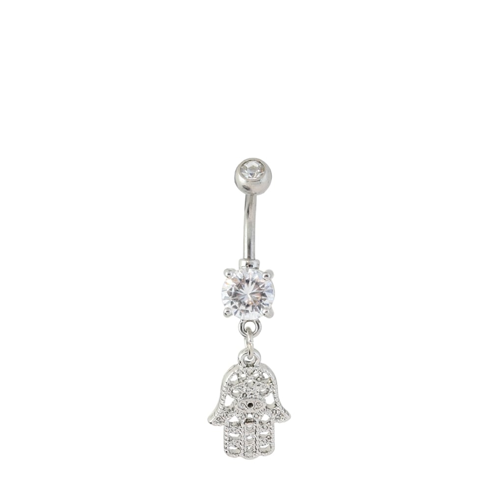 Fatima's Hand Belly Bar