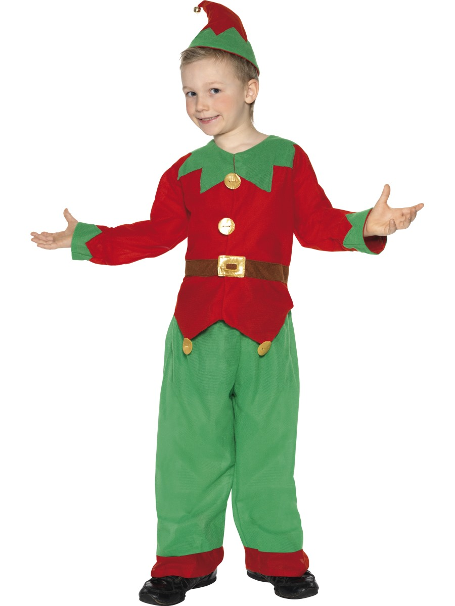 Elf Costume (kids)