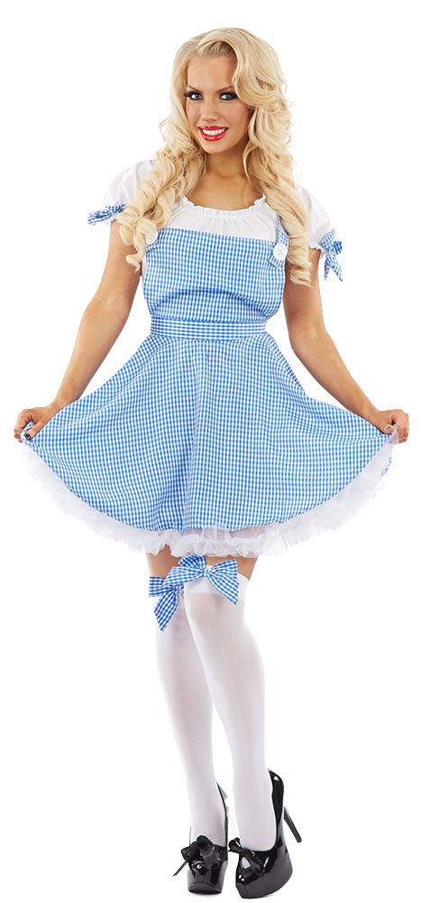 Classified Gingham Dress