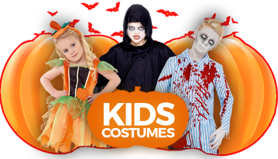 Childrens Halloween Outfits