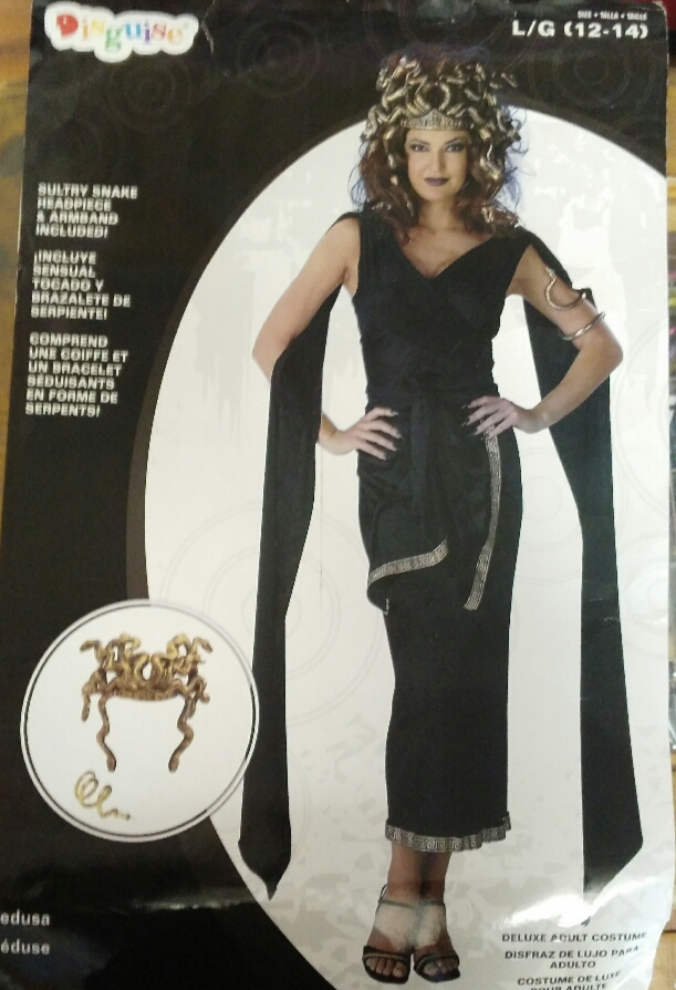 Medusa Sh41110 1000 Sparx For Fancy Dress Sales And Hire In