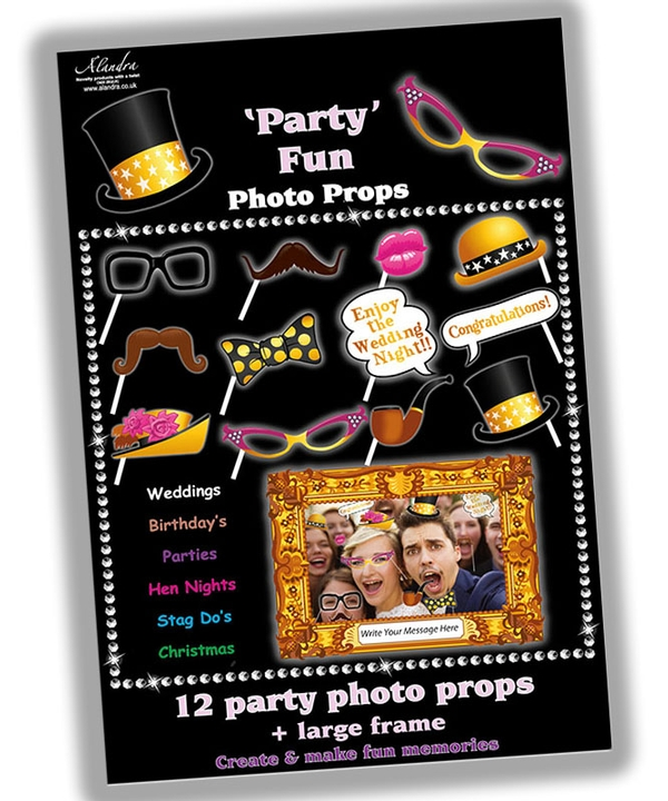Party Fun Photo Props