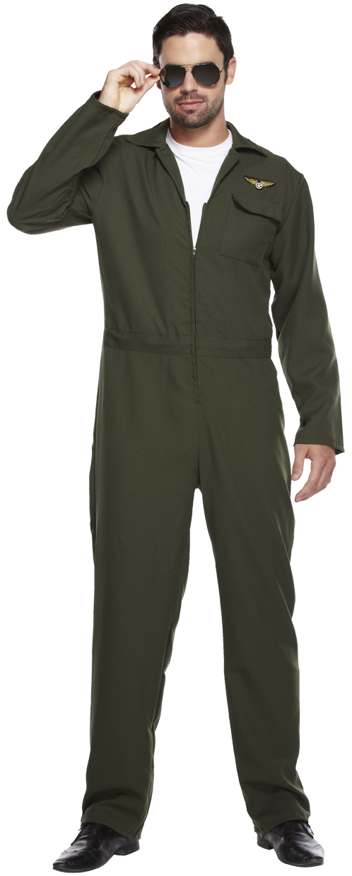 Aviator suit henbrandt