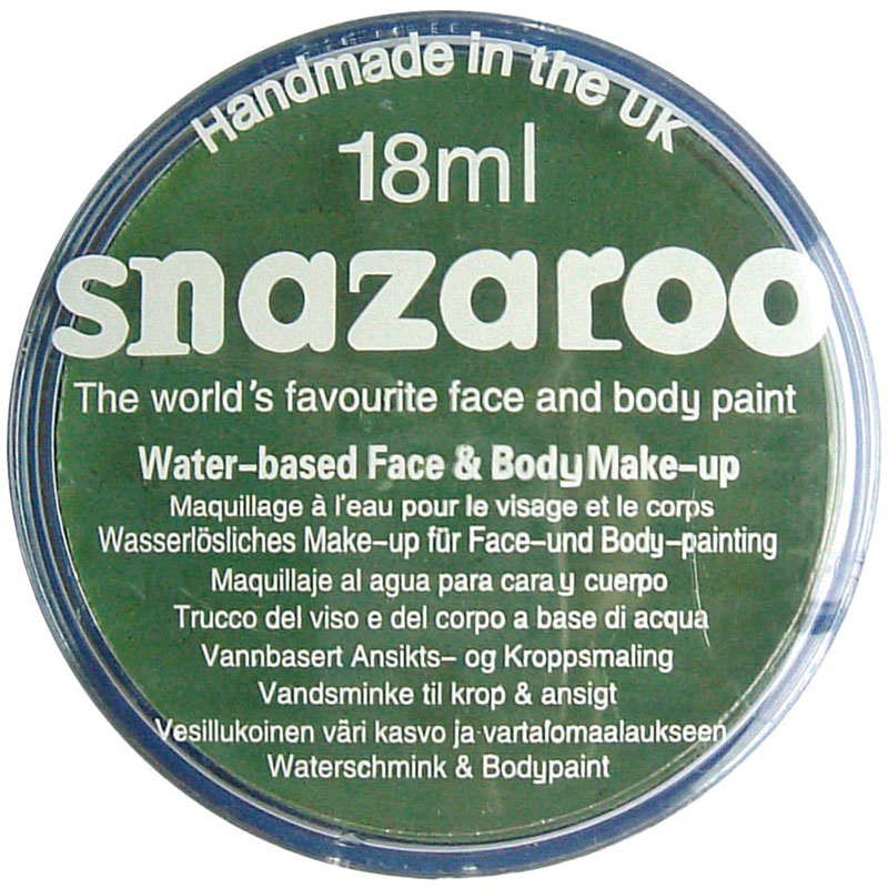 Snazaroo Grass Green 18ml