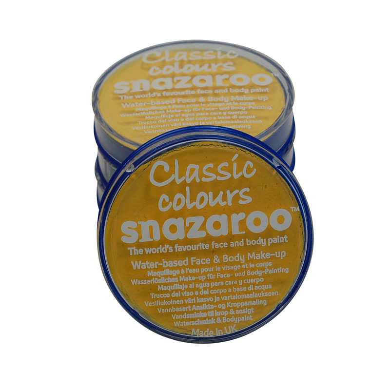 Snazaroo Yellow