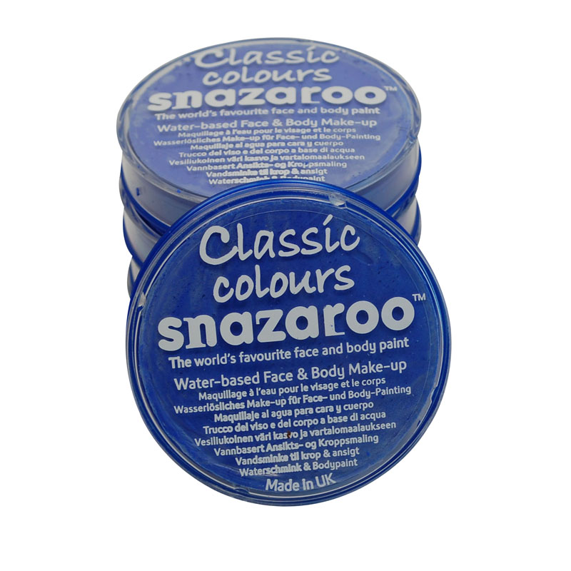 Snazaroo Sky blue 18ml