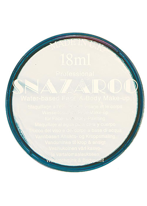 Snazaroo White 18ml