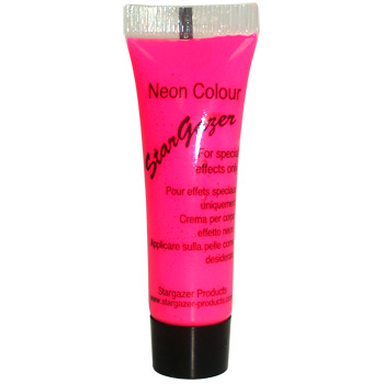 Neon Pink UV Reactive Face and Body Paint