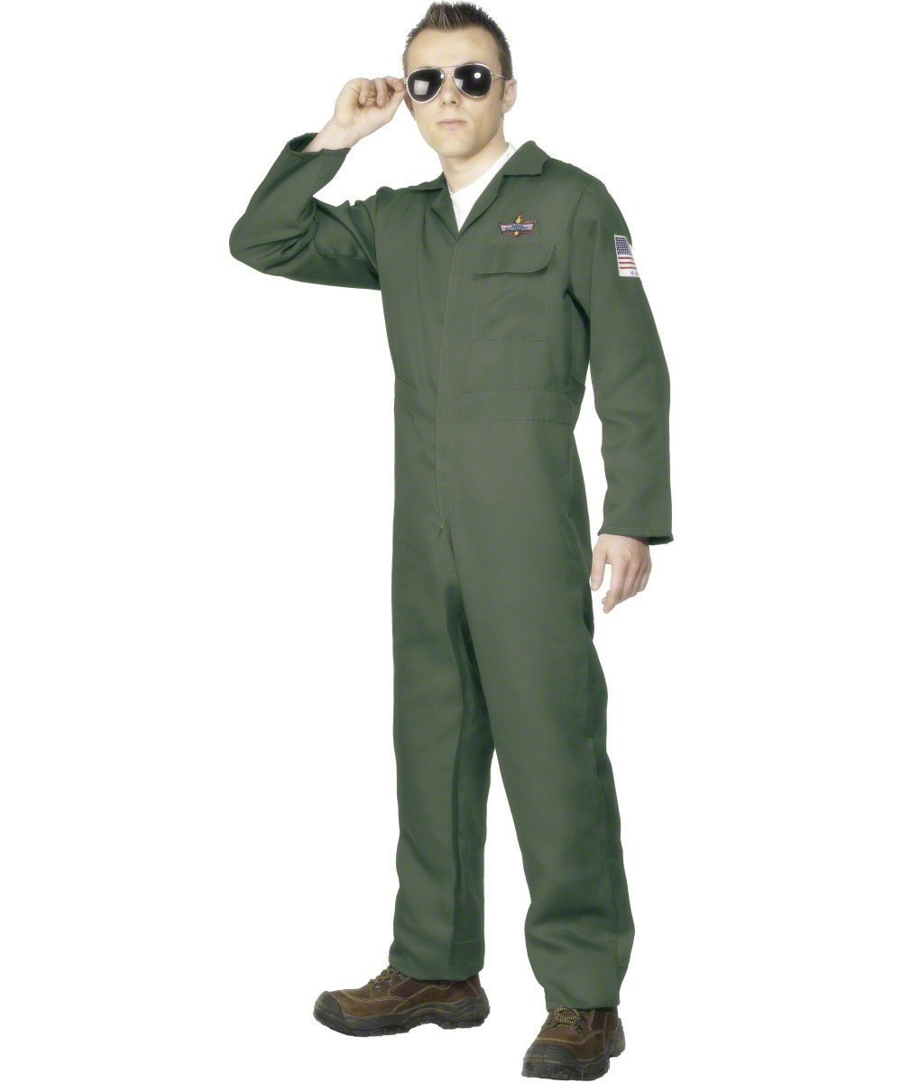 aviator suit