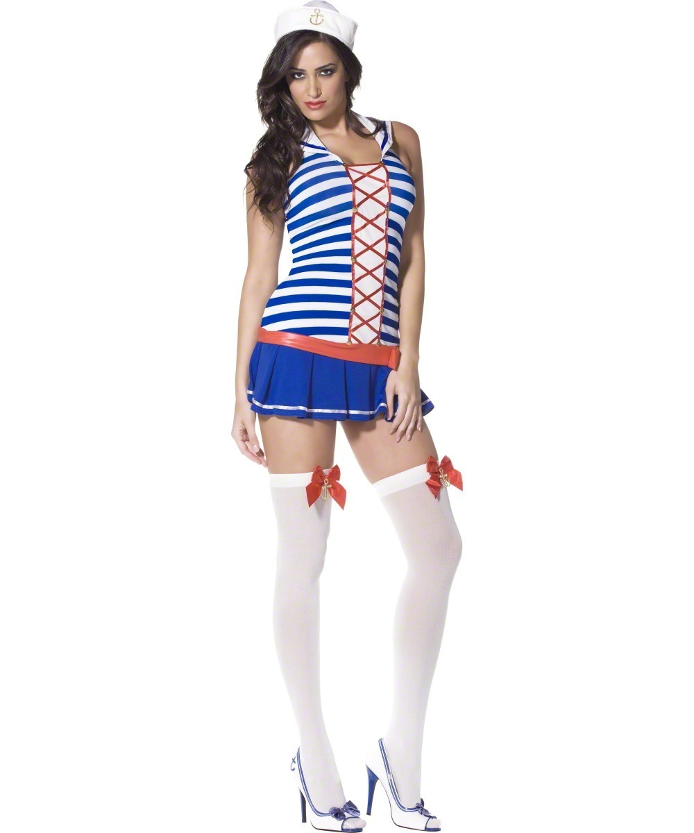 Fever Cute sailor costume.