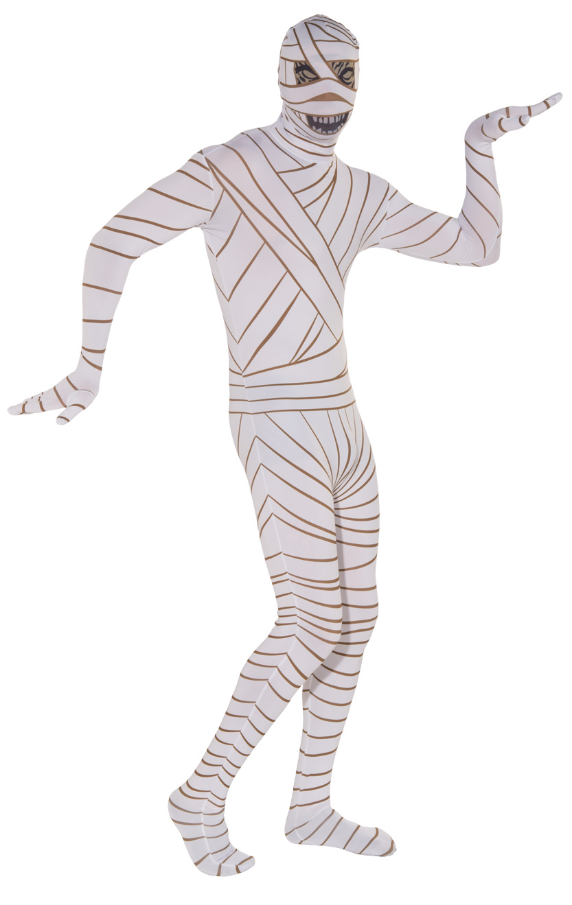 Mummy Second Skin Suit