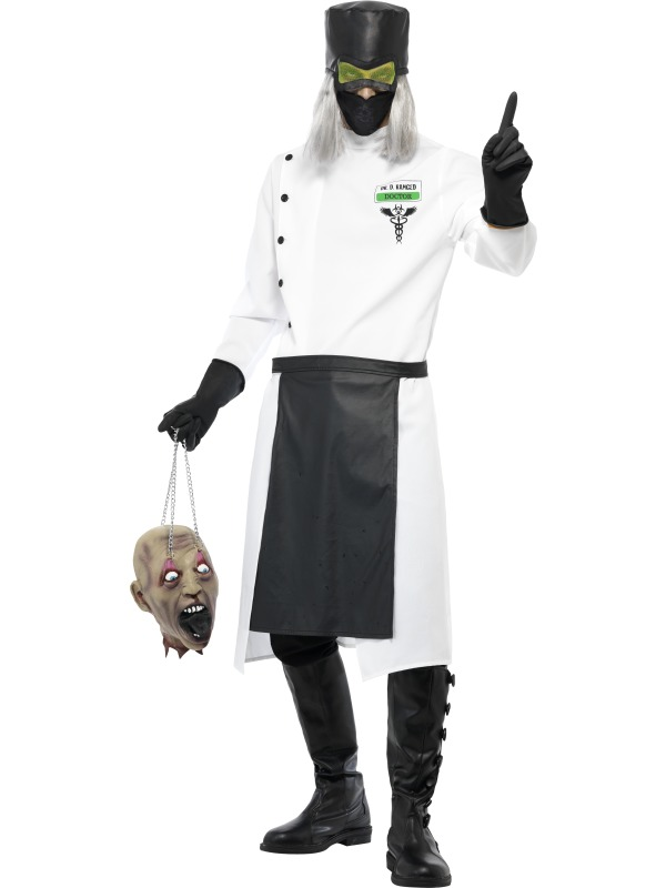 Dr D.Ranged Costume