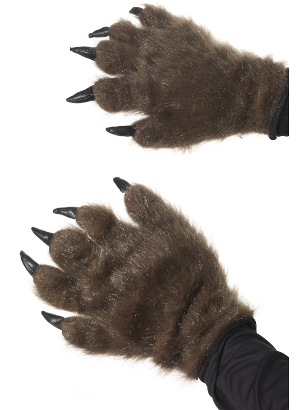 Hairy Werewolf Hands