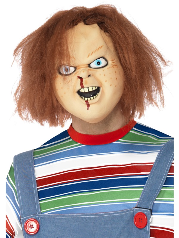 Chucky Mask,Latex
