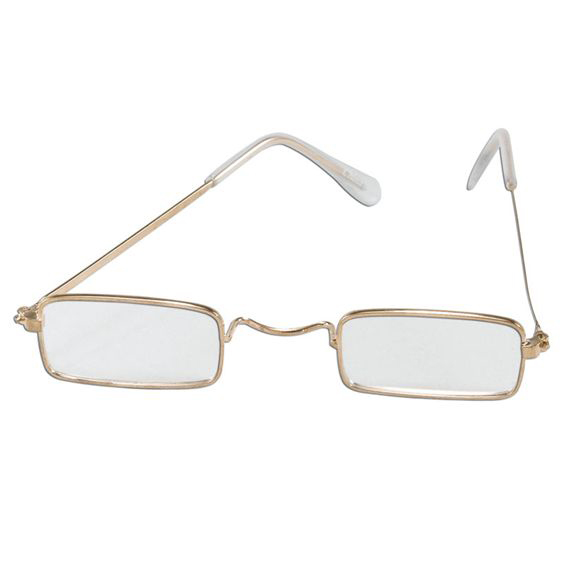 old man glasses