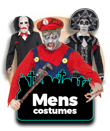 Mens Halloween Outfits