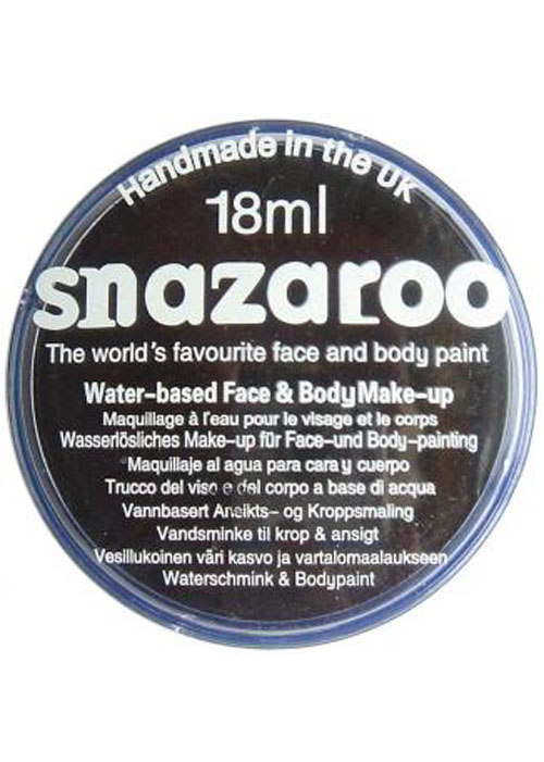 Snazaroo Black 18ml