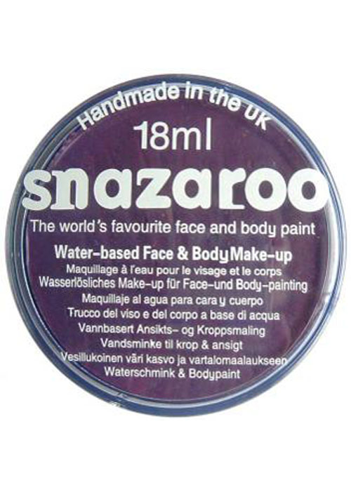 Snazaroo Purple 18ml