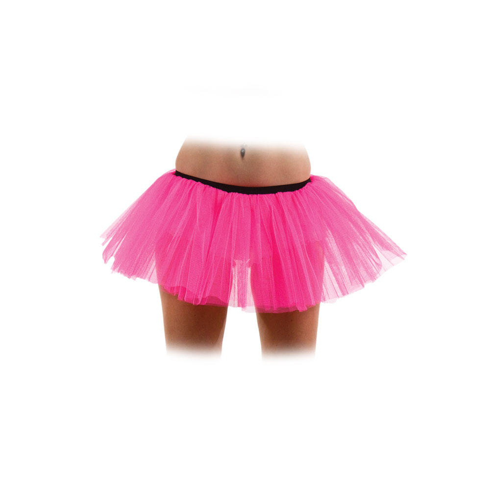 Tutu Hot Pink 3 Layered