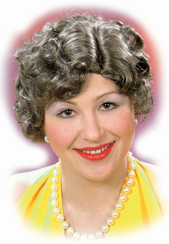 Gretta wig (Mrs Brown)